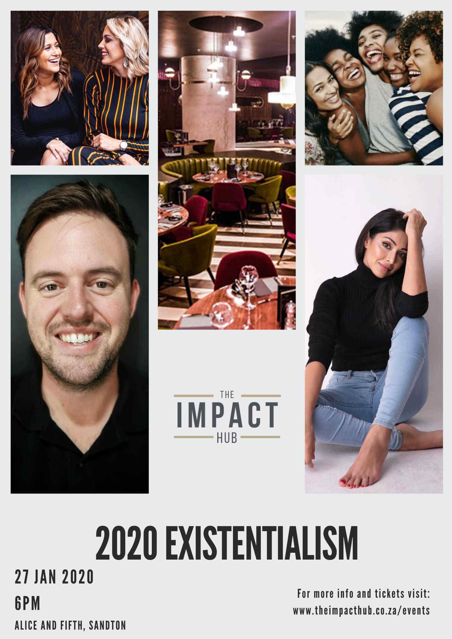 Impact Hub Flyer
